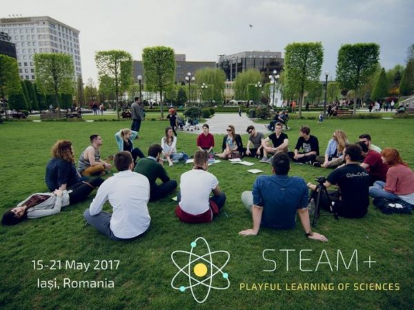 Steam+ youth exchange in Romania - abroadship.org