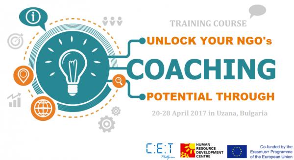 Unlock your NGO's potential through Coaching - Bulgaria -training course - abroadship.org