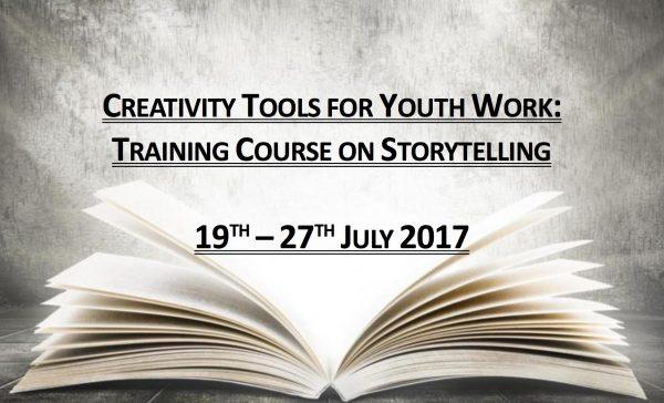 Creativity Tools Training Course on Storytelling - UK - abroadship.org