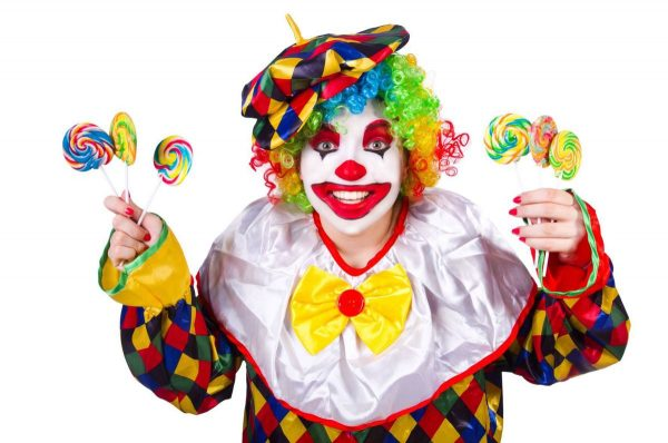 The CLOWN with me...! - youth exchange - Latvia - abroadship.org