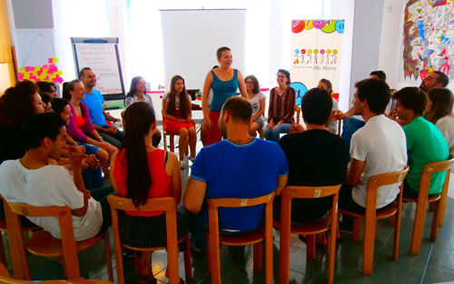 Training Course -The Power of Non Formal Education 2018 - Portugal - abroadship.org