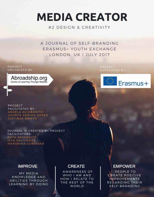 Journal of Self-Branding - Media Creator - abroadship.org