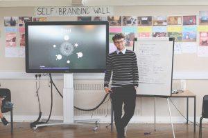 Media Creator 3 - youth exchange - London - abroadship.org
