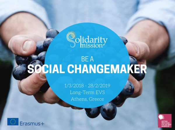 Social Changmakers | 12 months Long Term Group EVS - abroadship.org