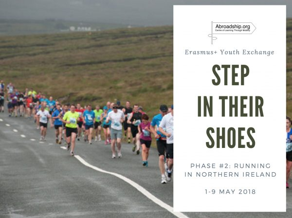 Step In Their Shoes: #2 Running in Northern Ireland - Belfast Marathon - abroadship.org