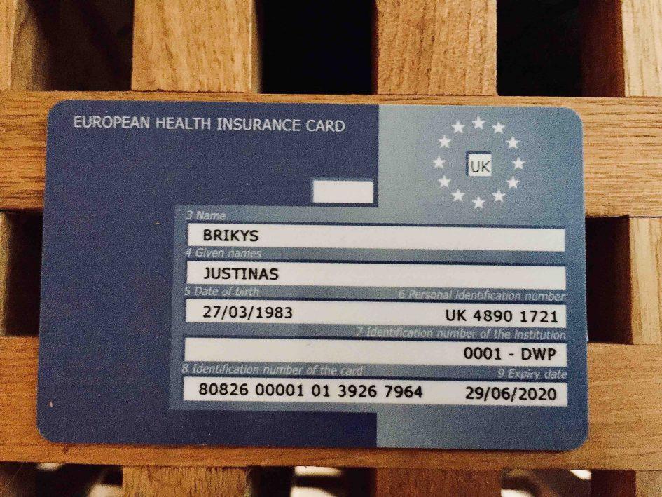 European Health Insurance Card - Abroadship.org