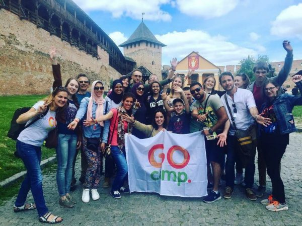 Go Camp-Educational/Teaching Programme-Ukraine-abroadship.org