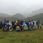 East or West - Outdoors is the Best - youth exchange - Scotland - Isle of Skye - youth exchange - abroadship.org
