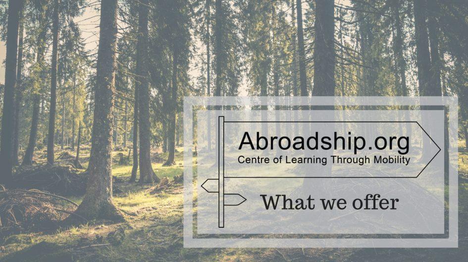 Abroadship.org Marketing Offer