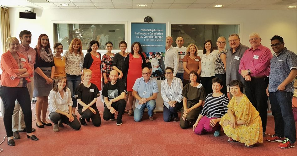 Conference:European Conference Regaining Europe – The Role of Youth Work in Supporting European Cohesion - Germany - abroadship.org
