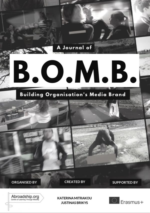 Journal B.O.M.B. - Building Organisation's Media Brand - abroadship.org