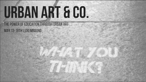 URBAN ART & CO.: The power of education through urban art - Seminar - abroadship.org.