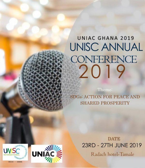 Conference - UNIAC - Ghana