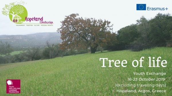 Youth Exchange - Tree of life - Greece - Abroadship.org