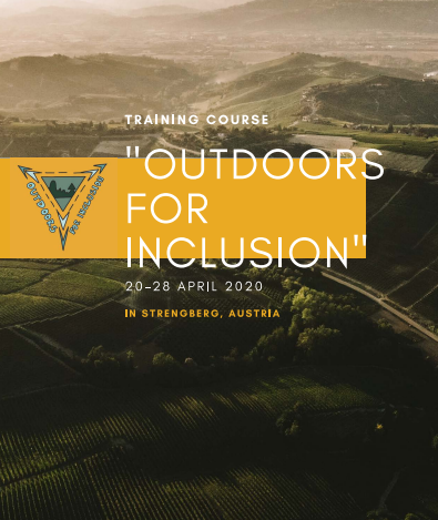 Training course - Outdoors for Inclusion - Austria - Erasmus Plus - Abroadship.org