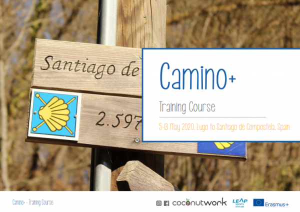 Training Course - Camino+ Spain - Erasmus plus - abroadship.org
