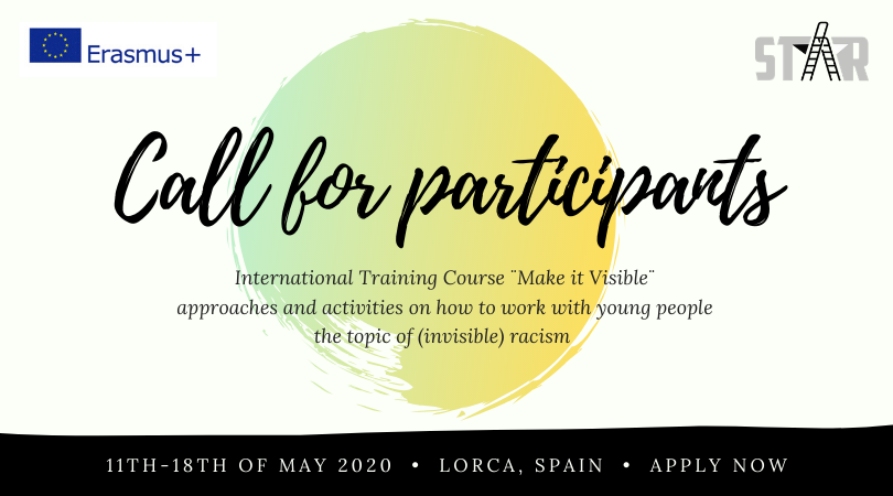 Training Course - Make it Visible - Spain - Erasmus Plus - Abroadship.org
