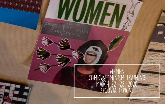 Training Course - WeMen: Comic and Feminism - Spain - Erasmus Plus - Abroadship.org