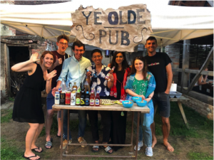 Story of Less Food Loss - Hungary - Erasmus plus youth exchange - abroadship.org