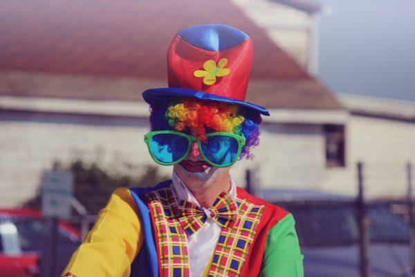 Clown path - Erasmus plus - Poland - training course - abroadship.org