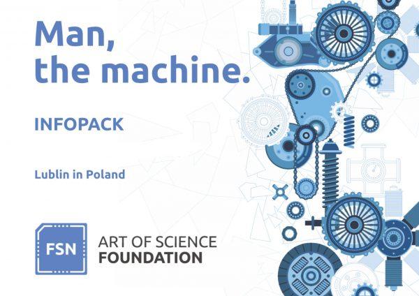 Man the machine - Erasmus plus youth exchange - Poland - Lublin - abroadship.org
