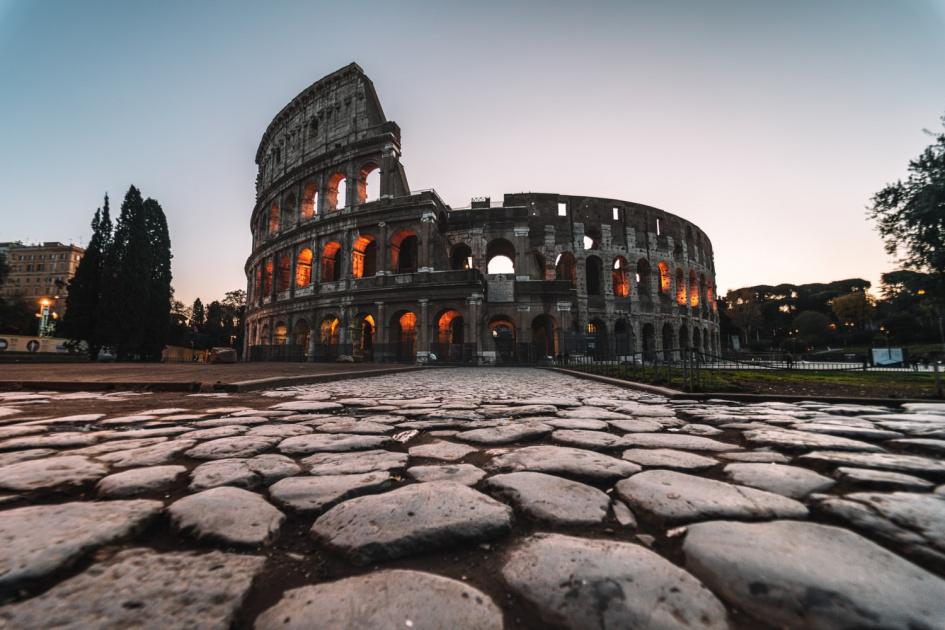 Online course- Roman Architecture - Yale University - abroadship.org