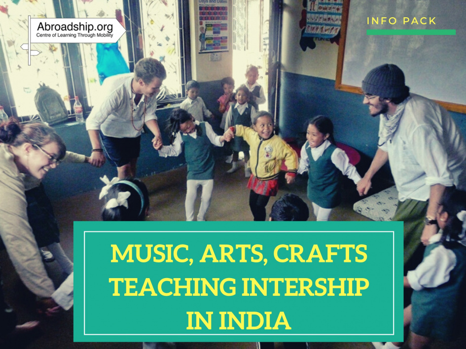 Music Arts Crafts in India - abroadship.org