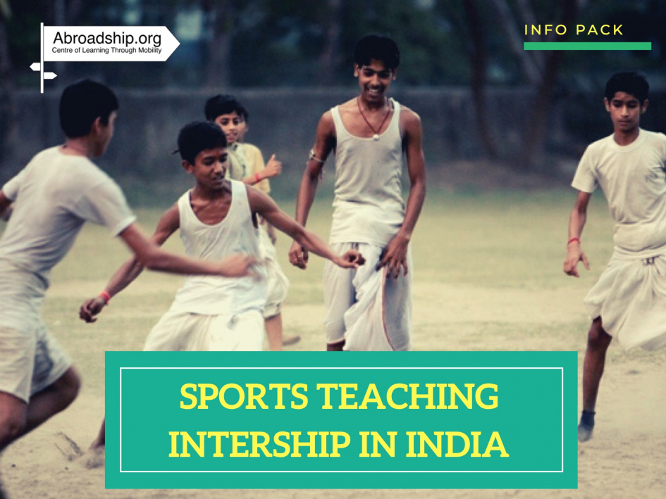 Sports teaching in India - abroadship.org