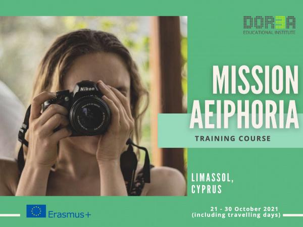 Mission Aeiphoria - Cyprus - Erasmus plus - abroadship.org