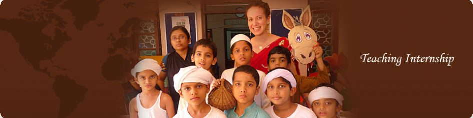 Teaching English Internship in India - abroadship.org