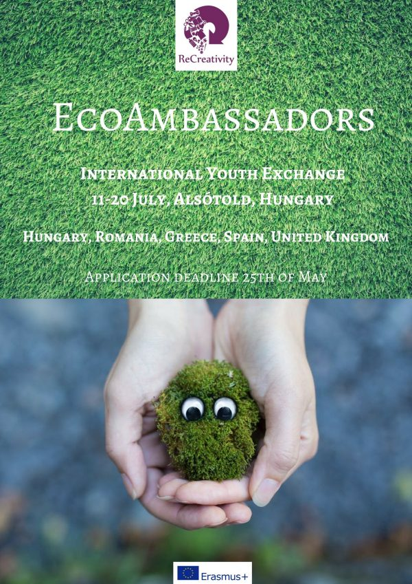 Youth Exchange - EcoAmbassadors - Hungary - abroadship.org