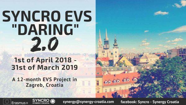 EVS - Daring 2.0 - Croatia - abroadship.org