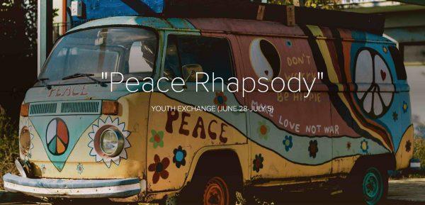 Peace Rhapsody - youth exchange - Terrassa, Barcelona, Spain - abroadship.org